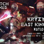 Drumatch Machines 37 with Kryzys & East Kingdom / Lastriga Club