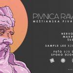 Pivnica RAVE III //16.3.2019//