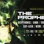 Toxicbass Night w/ The Prophecy I 22.3.2019 I Žilina