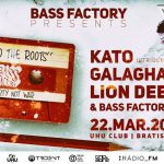 "BASS Factory ""Back to the roots"" Trident festival warm-up"