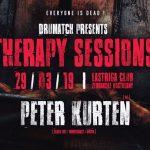 Therapy Sessions Slovakia / 29.3.2019 / Lastriga Club