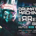 Drumatch Machines 39 with eRRe / 10.5.2019 / Lastriga Club