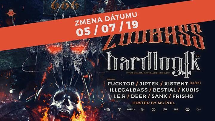 ZooBass #9 w/ Hardlogik [es]