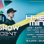 DnB show by III Trident w. Hybrid Minds – Trident fest. warm up