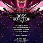 Bass Reaction #29 Invites Drum and Bass Family