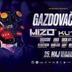 Gazdovačka /w Mizo & Kutlo I 25.5.2019