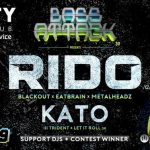 Bass Attack #30 w/ RIDO (CZ) – Trident festival warm up