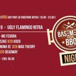 BasementfestBBQ night
