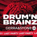 Drum'n'Brainz w/ Gerra & Stone (UK) 21.6. @Subclub