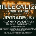 Grillegalized open air 2019