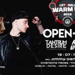 BASSIZM Open Air /w Tantrum Desire & Rene LaVice | LiR warm-up