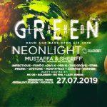 GreenLand Open Air V w/ Neonlight (DE)