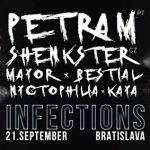 Infections stage XIII w/ Petram