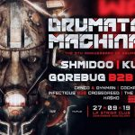 Drumatch Machines 40 / 5th Anniversary /27.9.2019/ Lastriga Club