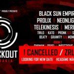 ◙ Blackout Slovakia 2020